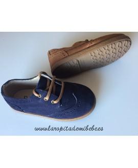 Zapato terraje picado