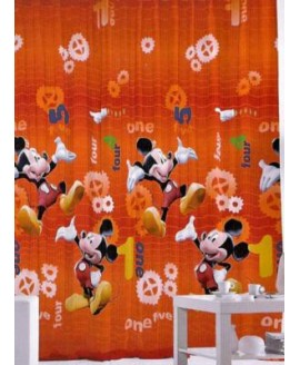 Cortinas Mickey Numbers